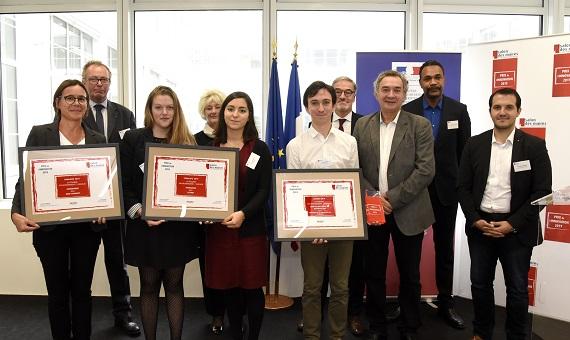 Finaliste du Prix de l'Innovation