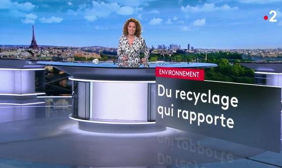 France 2 : Cliiink au JT de 13h