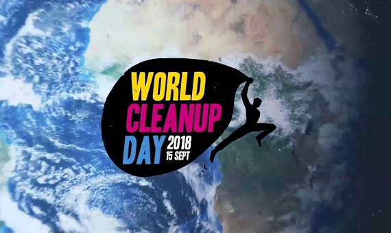 Cliiink s'engage pour le World Clean Up Day !