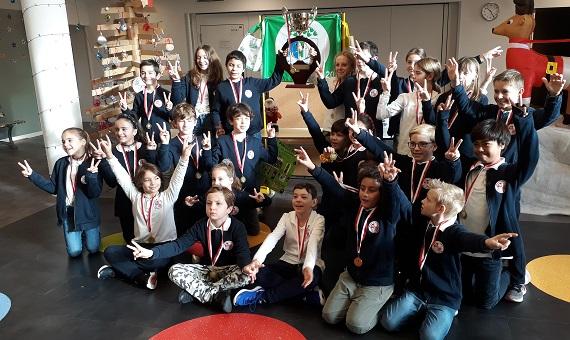 Challenge inter-écoles Monaco