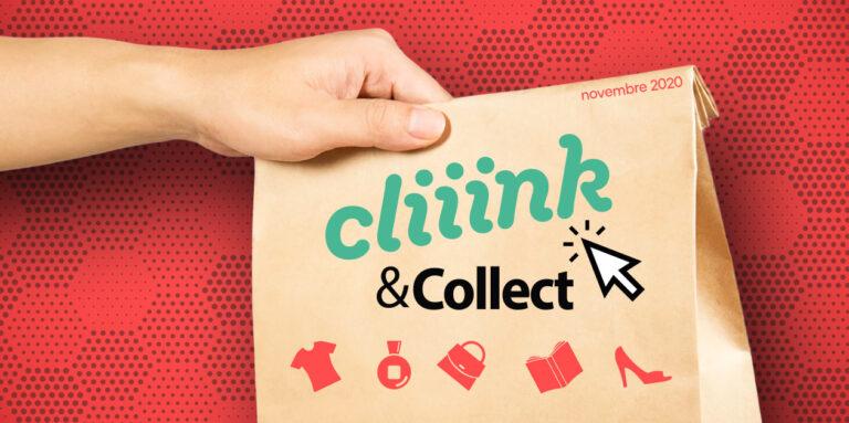 Cliiink & Collect : soutien aux commerçants