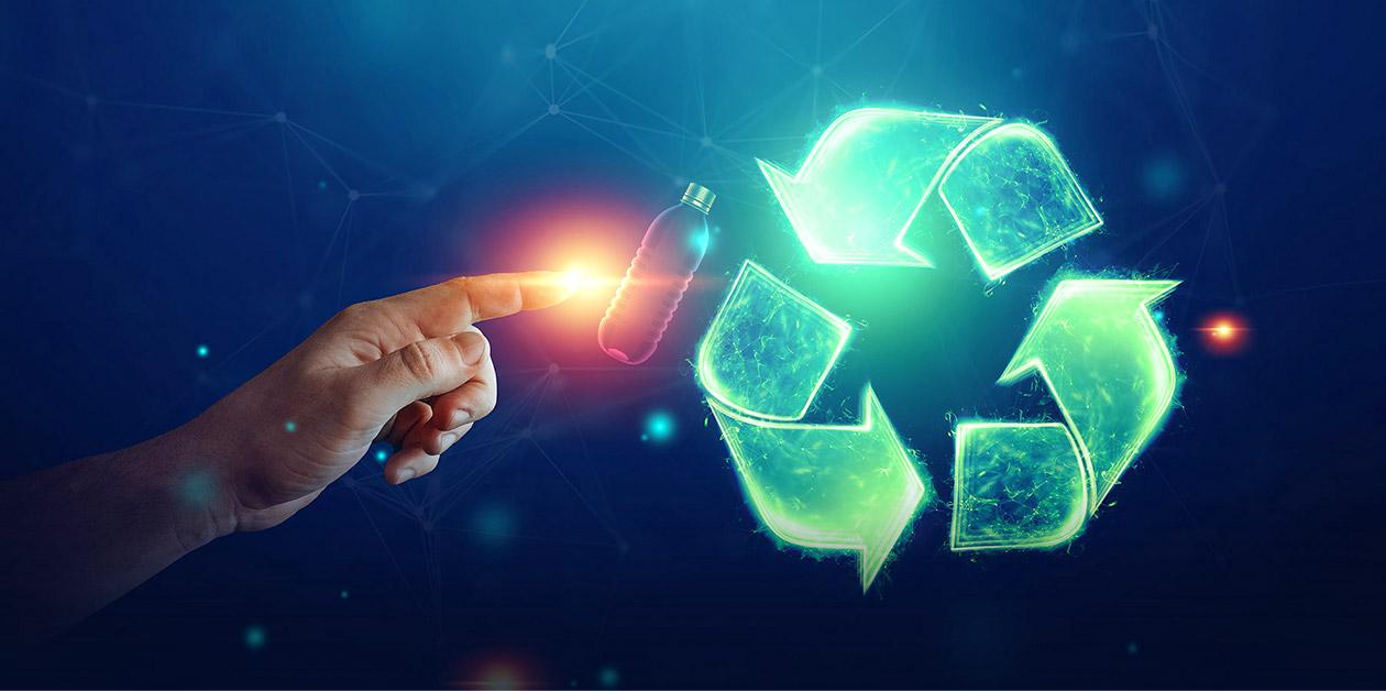 Terradona et le CEA-Leti développent une solution pour le recyclage du plastique