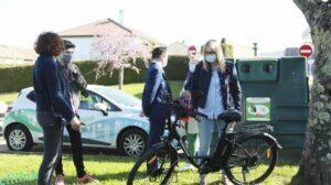Un vélo électrique gagné à Limoges !