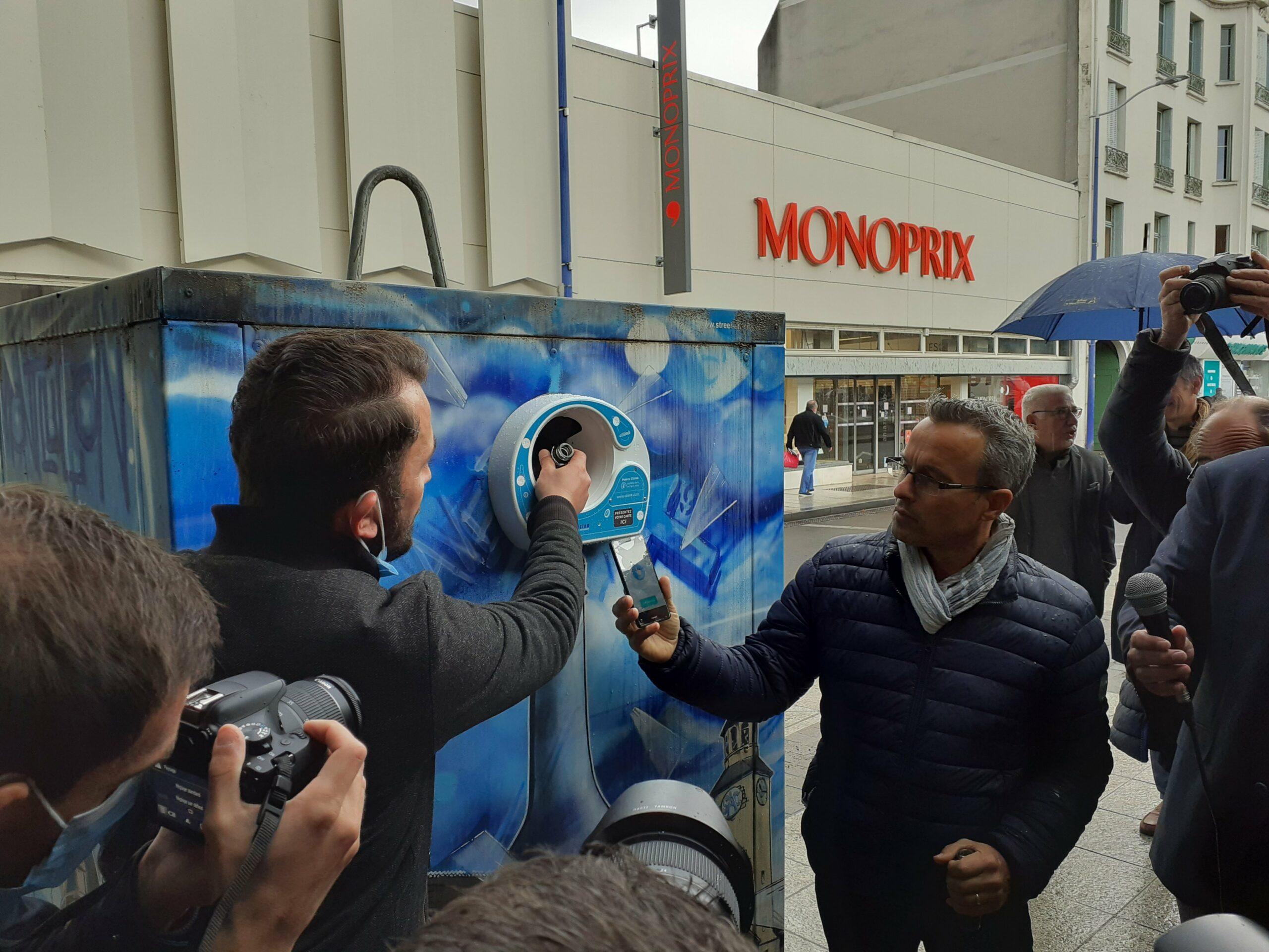 FR3 – Cliiink débarque à Montluçon !